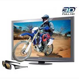 Panasonic Viera TC-P50VT20 3DTV