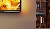 Philips wireless HDTV in room