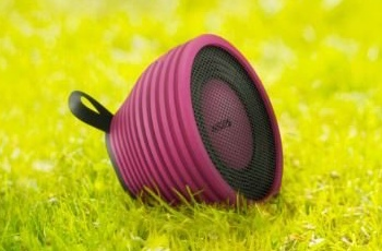Philips portable Bluetooth Splashproof Speaker