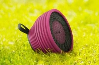 Philips portable Bluetooth Splashproof Speaker