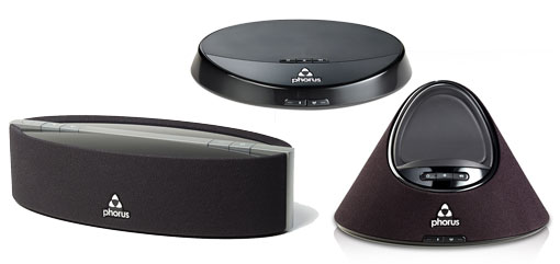 Phorus speakers with DTS Play-Fi
