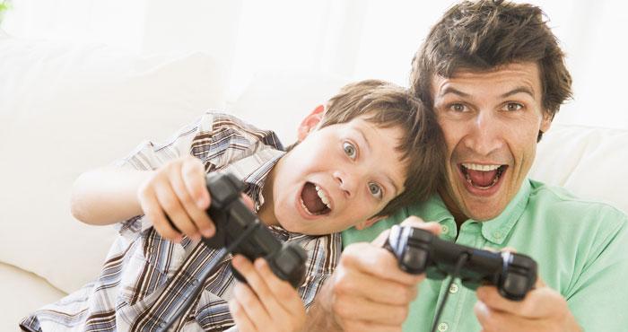 Videospiel Mit E