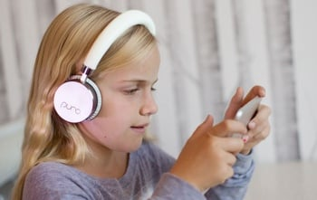 Puro Bluetooth Headphones for Kids