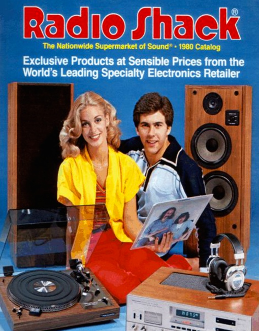 1980 RadioShack Catalog