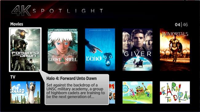 Roku 4 4K Spotlight