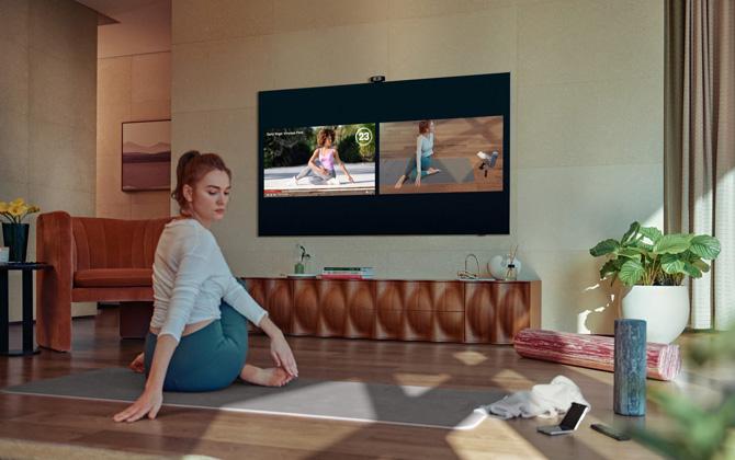 "Samsung 85"" Q900 Neo QLED 8K TV"
