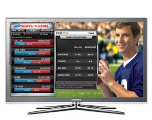 Samsung ESPN app