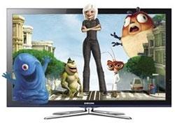 Samsung PN50C490 plasma 3DTV
