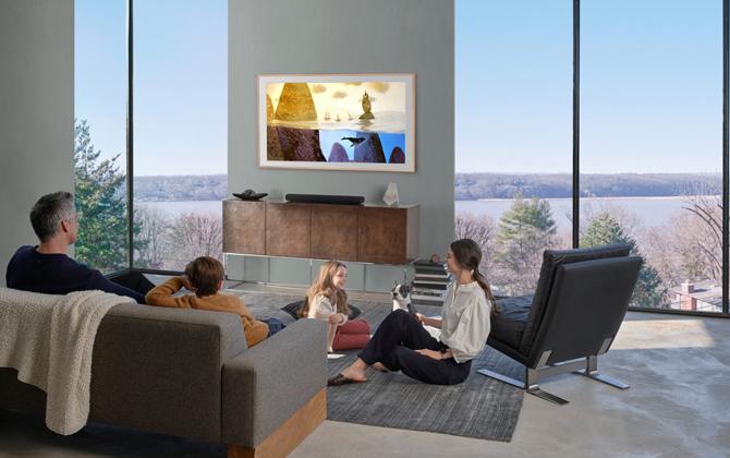 Samsung The Frame QLED 4K Smart TV