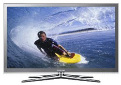 Samsung UN55C8000 55-inch LED-backed LCD TV