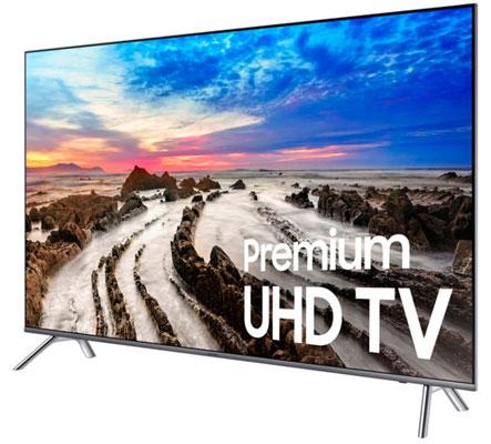 Best Design: Samsung UN55MU8000