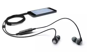 Shure SE112m+ In-Ear Headphones