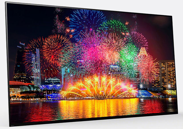 Get the very best 4K Netflix experience: Sony Master Series 4K A9F OLED TV