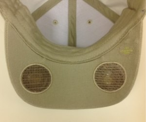 Speaker Hat