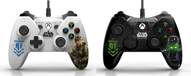 Star Wars Rogue One Xbox One Controller