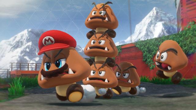 Super Mario Odessy