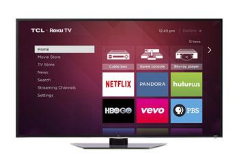 TCL line of Roku TVs