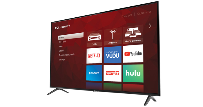 """Grab this 65"""" 4K TCL Roku TV on Sale for Just $450 - Techlicious"""