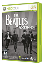 The Beatles: Rock Band software