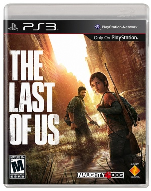 The Last of Us PS3 Box