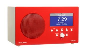 Tivoli Albergo Clock Radio
