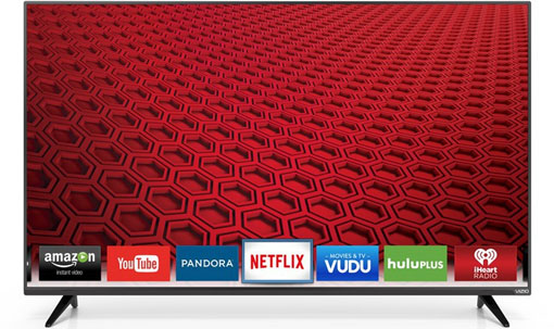Techlicious Editor's Pick Best TV Under $1,000: Vizio E65-C3
