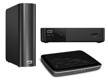 Western Digital Video Streaming Bundle