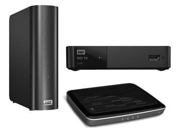 Western Digital Video Streaming Bundle