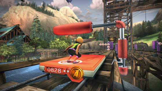 Microsoft Xbox Kinect Adventures