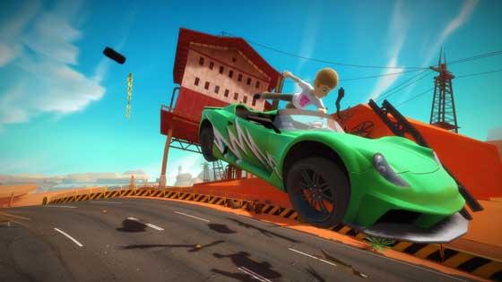 Microsoft Xbox Kinect Joy Ride