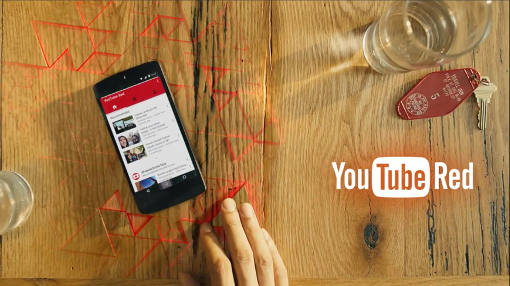 YouTube Red Offers Ad-free, Offline Movies and Music for $10 Monthly