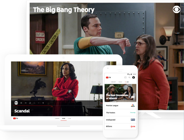 4 Streaming TV Services That Can Replace Cable - Techlicious