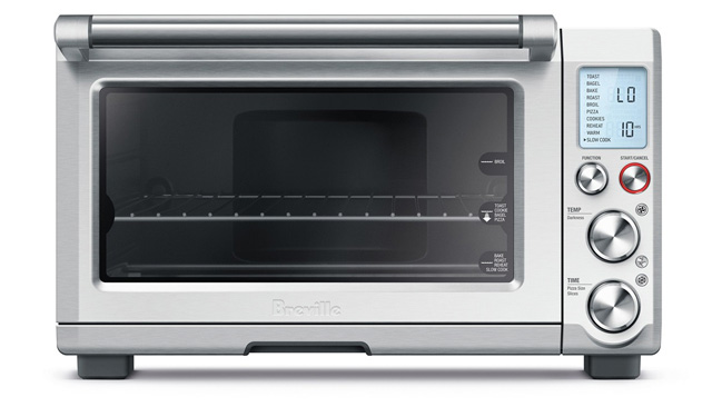 Review of the Breville Smart Oven Convection Toaster Techlicious