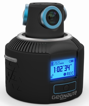Geonaute 3D action sports camera