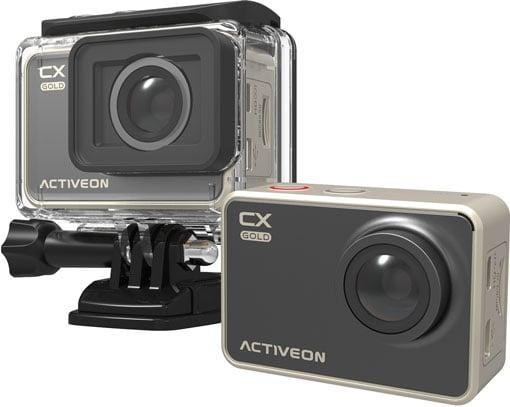 Activeon CX Gold Action Cam