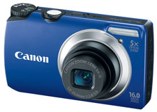 Canon PowerShot A3300IS