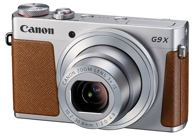 New York Baby Show Top Pick: Canon Powershot G9 X
