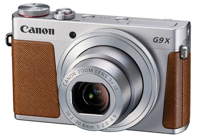 New York Baby Show Top Pick: Canon Powershot G9 X