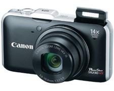 Canan PowerShot SX230HS