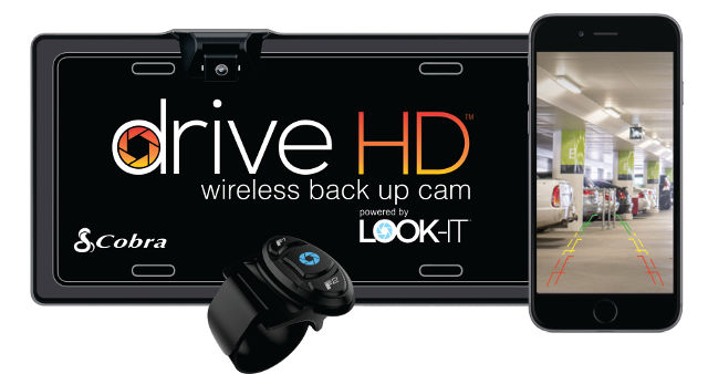 Cobra Drive HD Wireless Back Up Cam