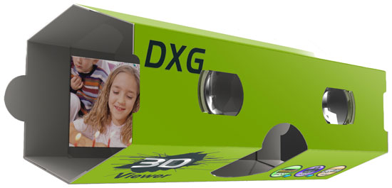 DXG 3D Veiwfinder