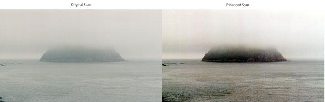 FastFoto photo scan test