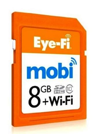 Eye-Fi WiFi SD
