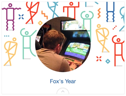 Fox Van Allen's Facebook Year in Review cover photo