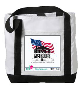 Fujifilm Homes For Our Troops Bag