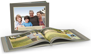 iPhoto Photo Book
