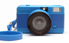 Fisheye One Royal Blue