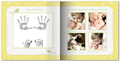 Best Sites for Creating Baby's First Year Photo Book - Techlicious