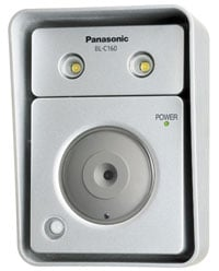 Panasonic BL-160A Outdoor Network Camera