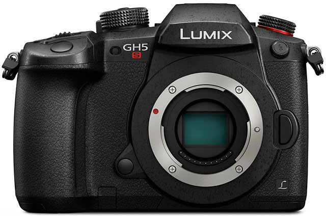 Camera for Videos: Panasonic GH5s